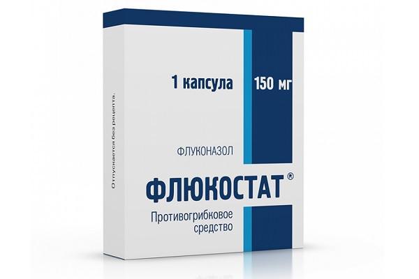 Препарат Флюкостат для лечения кандидоза