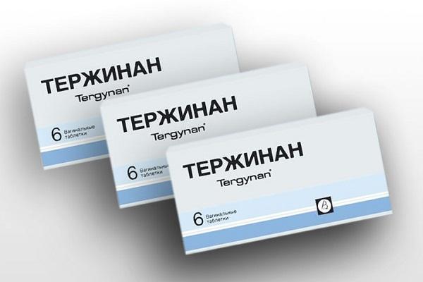 Тержинан - недорогое средство от молочницы для женщин