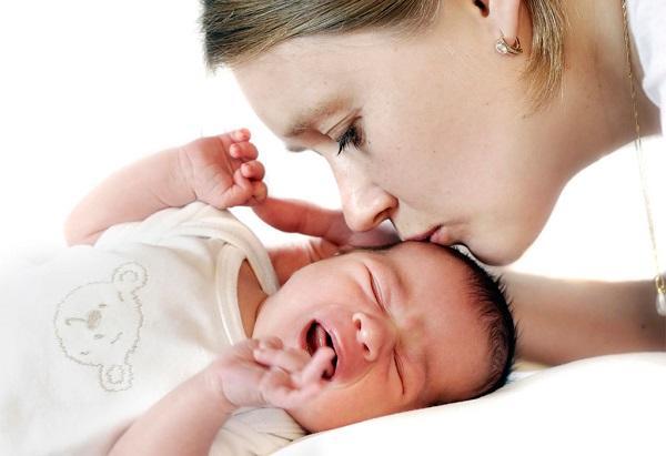 Детская молочница
