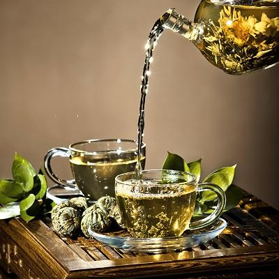 Чай для лечения молочницы